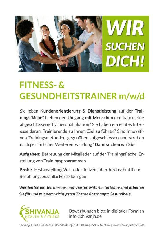 Fitness-und-Gesundheitstrainer